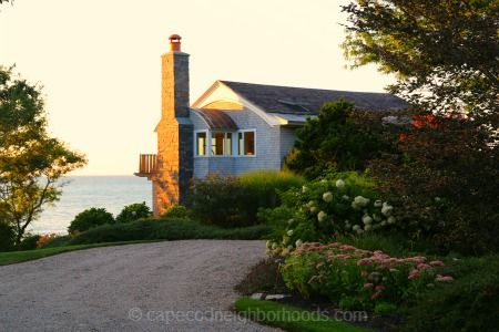 17 best waterfront homes images on pinterest luxurious for Cape cod waterfront homes for sale