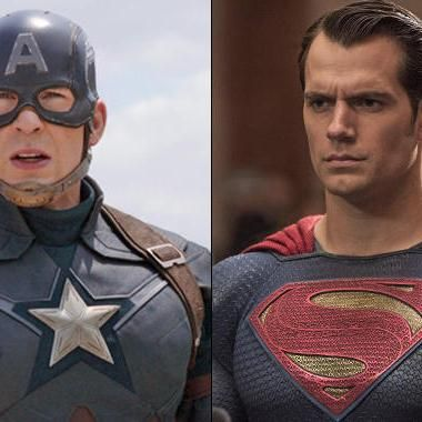 Movies: Avengers and Justice League collide in Marvel-DC mash-up trailer