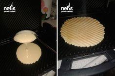 Tost Makinesinde Waffle Hamuru 1