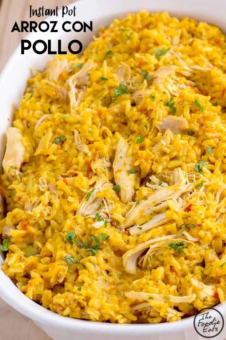 42++ Pollo con arroz recipe ideas in 2021