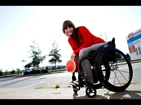 When you're paralyzed at the age of 14, things can go two different ways – you can either use the change to change the world, or you can get angry about how you've changed. >>> See it. Believe it. Do it. Watch thousands of SCI videos at SPINALpedia.com