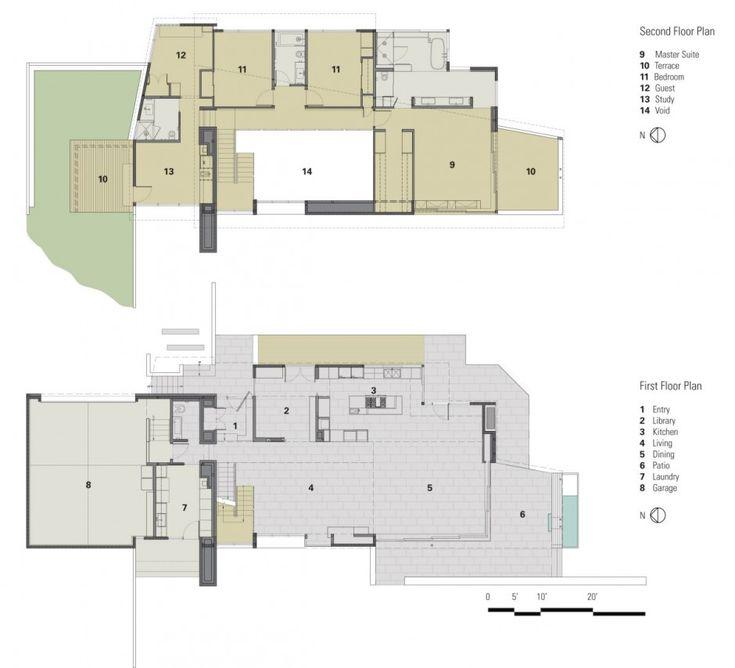9 best hauspläne images on Pinterest   Architecture, Cottage floor ...