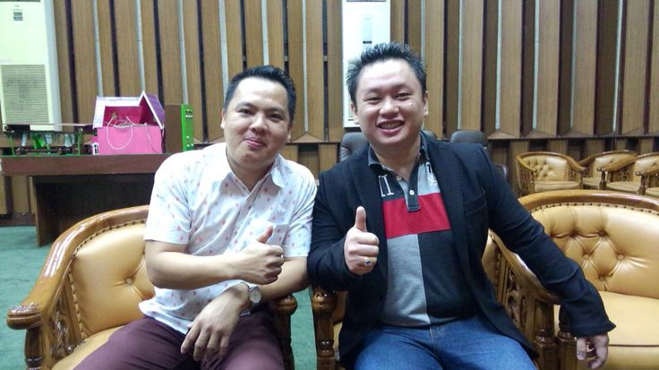 Me and Mr.Harry Wahyudi [Bisnis Coach]