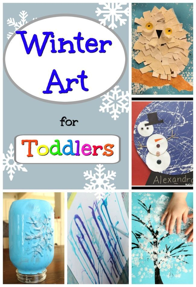 Winter Art For Toddlers Preschool Arts And Crafts Winter Crafts