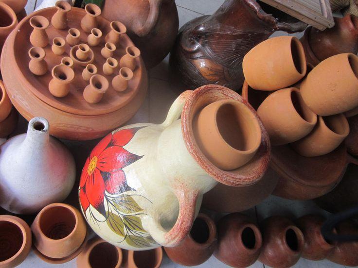 Local Market Tool >> Adornos elaborados con barro. RD Ideales para decorar tu ...