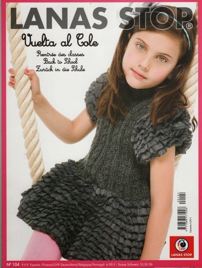 Lanas Stop 104. - Les tricots de Loulou - Picasa Web Albums