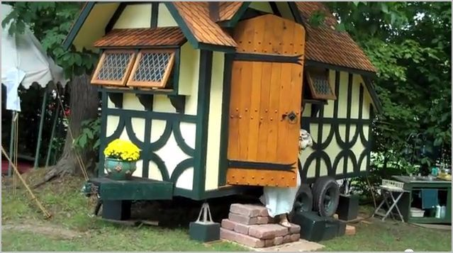 Tiny House Plans Home: Home On The Road