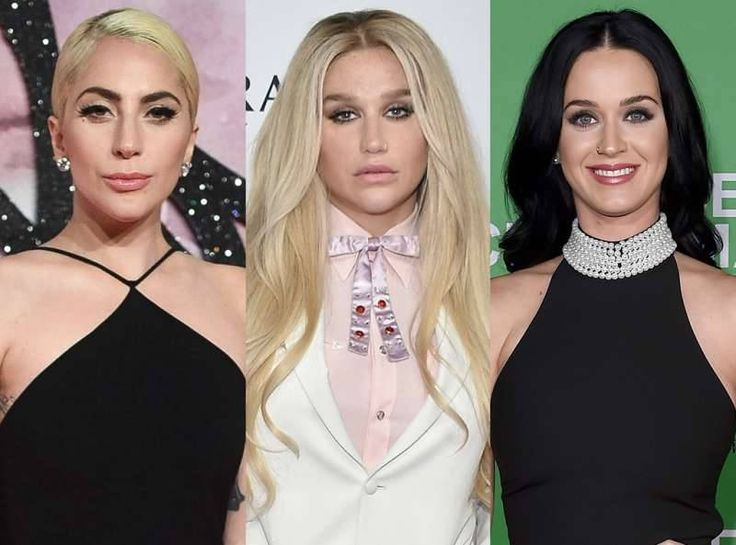 Lady Gaga and Katy   Perry Are Now Involved in the Legal Battle Between Kesha and Dr. Luke
