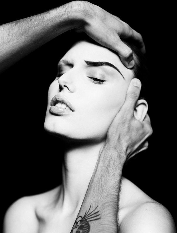 Revista Issue #3 / Chile  photographer Paola Velásquez  make up & hair Raúl Flores  model Juliane (Elite Chile)