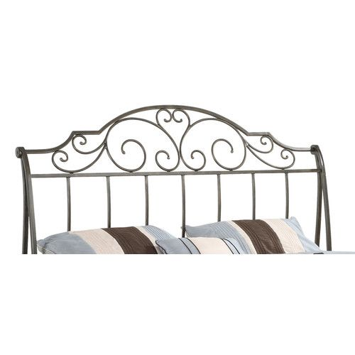 Kingstown Home Tristin Sleigh Bed