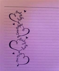 Tattoo With Children's Names - - Yahoo Image Search Results