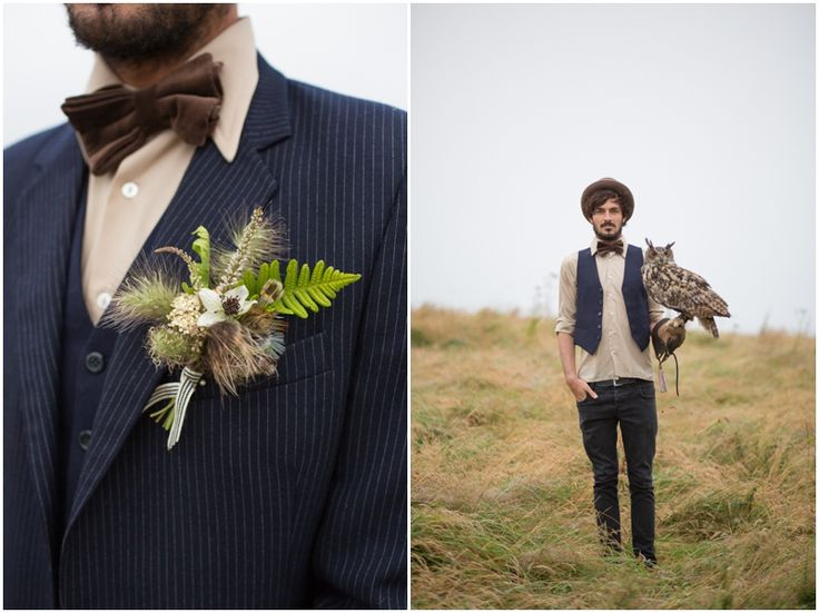 Rustic Woodland Wedding Inspiration and Ideas