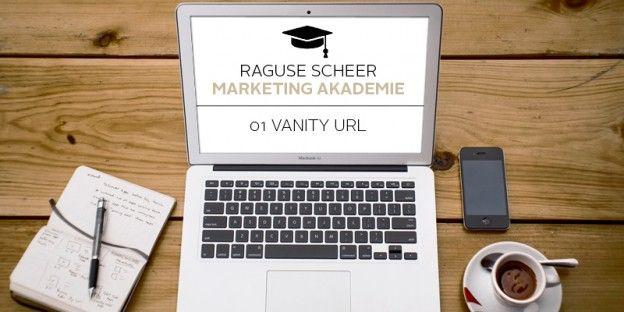Was ist eine Vanity-URL?