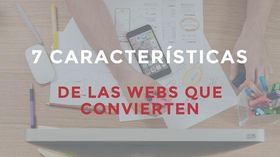 ¿Cuáles son las características que comparten las páginas que más venden? Si quieres convertir con tu web, no pases por alto estos elementos. ↓ ↓ ↓ #DiseñoWeb #DesarrolloWeb