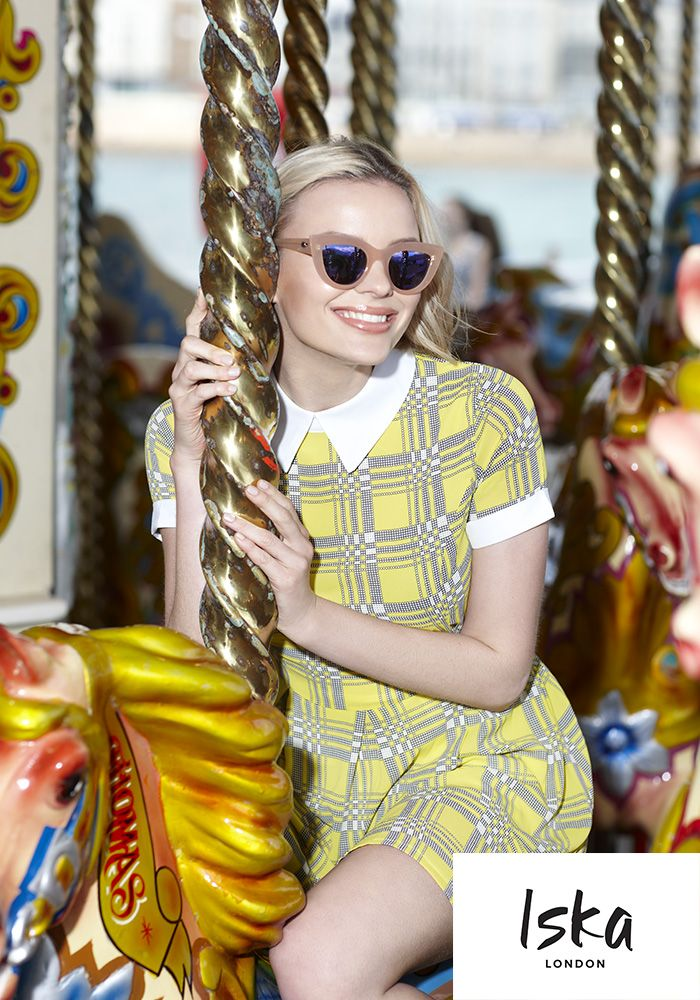 #Iska #London #fashion available at #eboutic