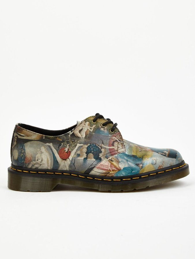 Dr. Martens Men's 1461 Hieronymus Bosch Heaven Three-Eye Shoes on shopstyle.co.uk