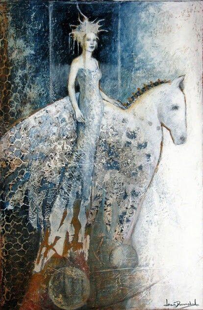 joan dumouchel's beautiful painting