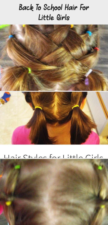 school hair little girls #Ethnicbabyhairstyles #babyhairstylesPigtails #babyhairstylesDIY #babyhairstylesShortHair #Littlebabyhairstyles