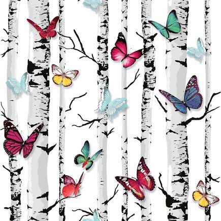BUTTERFLIES - Leroy Merlin
