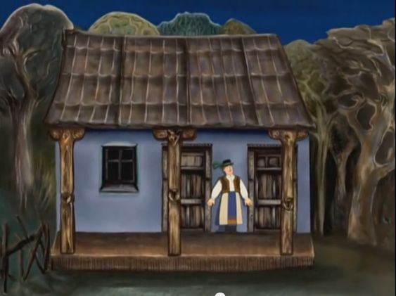 folk art tales Magyar nèpmesèk