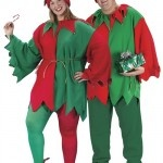 Christmas Elf Costumes outfit for adults ?!