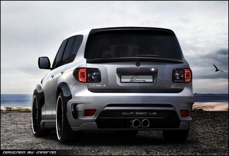 Nissan Patrol Lumma Design by inferno-87.deviantart.com on @DeviantArt