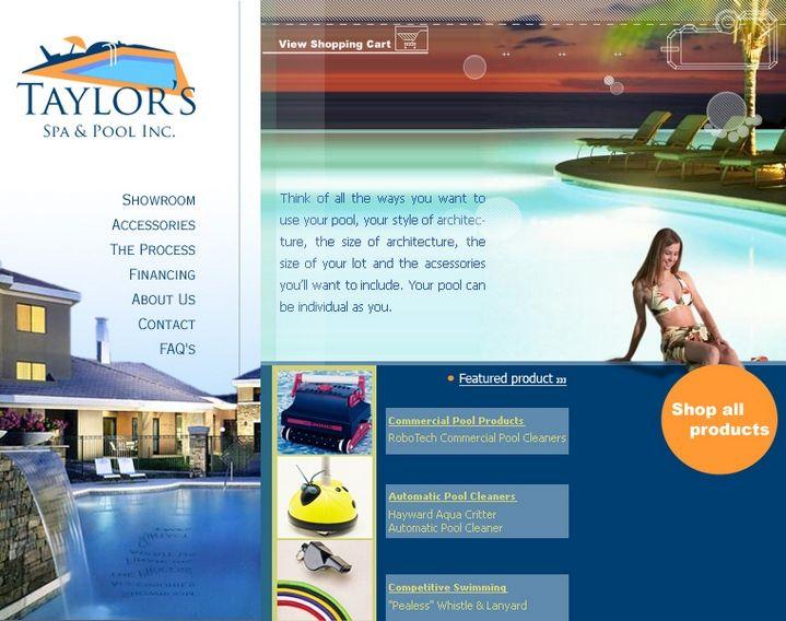 Клиент: Spa&Pool Описание: Логотип компании, производящей оборудование для бассейнов и спа. Работа по субподряду.