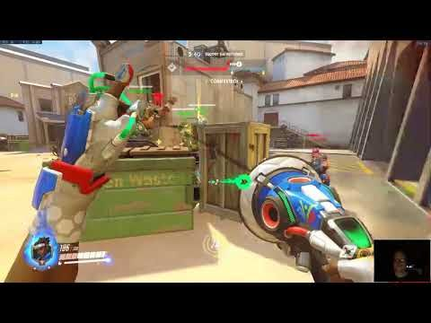 Lucio as top DPS and top HEAL in same match =) https://youtu.be/vew-C5DsI7A