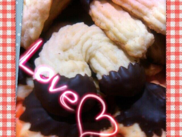 Dessert di Pasta Frolla Montata