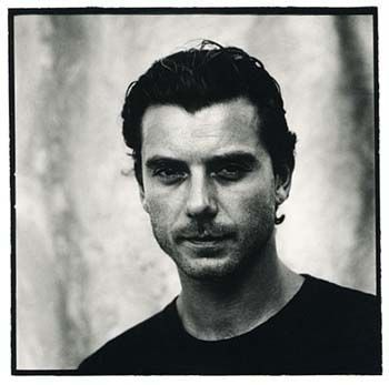 Gavin Rossdale.  He even has a moustache in this one.