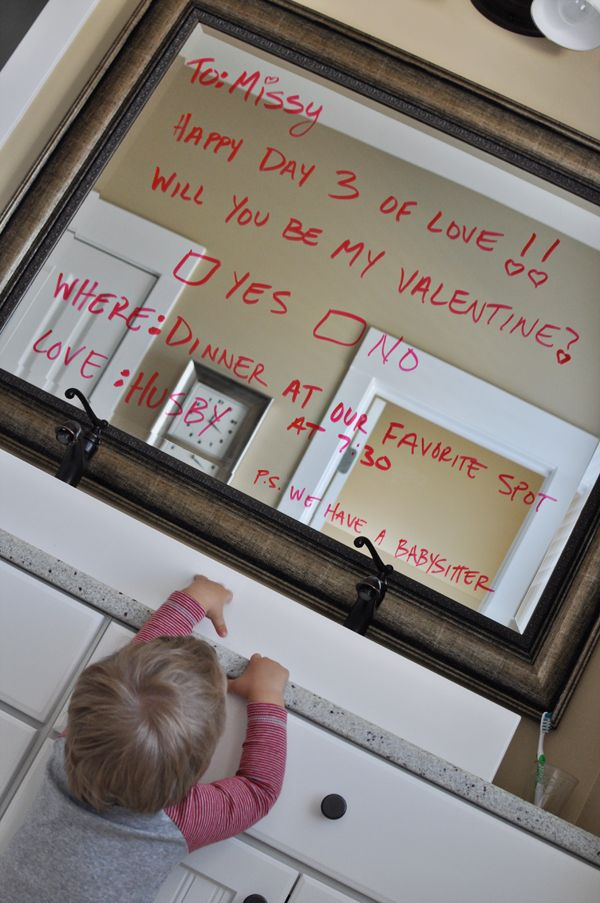I enjoyed reading through this gals 14 Days of Love– lots of adorable romantic