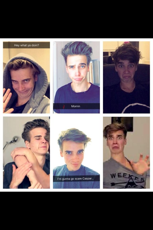 The many faces of Joe Sugg