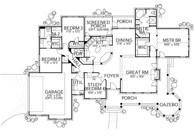 2011 best House Plans images on Pinterest