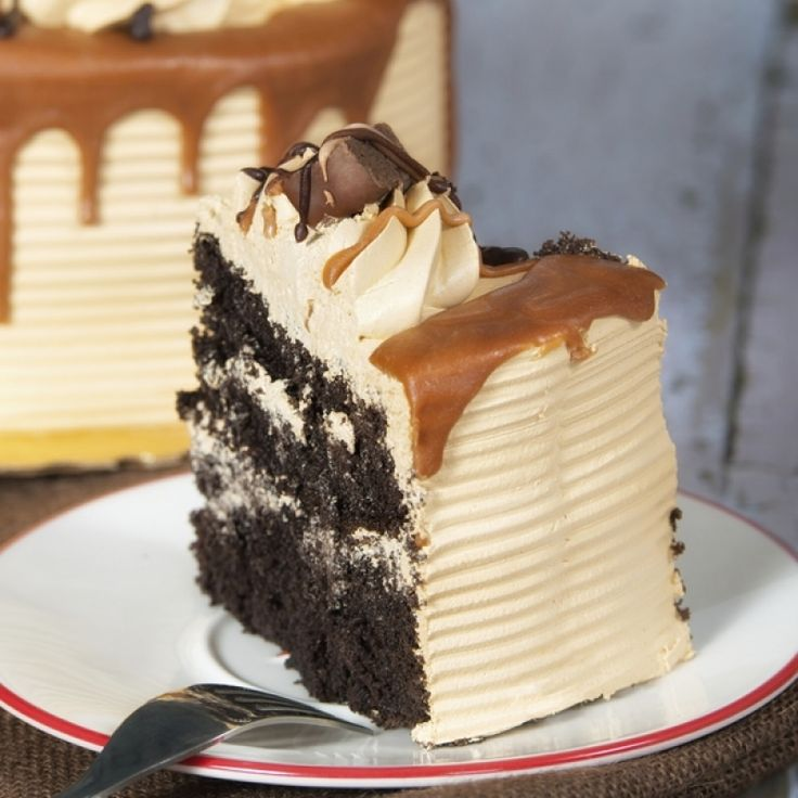 A Sweet chocolate cake recipe with a creamy caramel cream cheese frosting.. Chocolate Caramel Cream Cake Recipe from Grandmothers Kitchen.