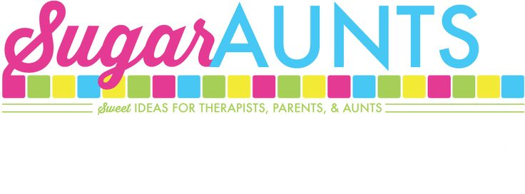 A blog with ideas for Aunts, Parents, and Therapists including kids crafts, activities, book ideas, recipes, play, and Occupational Therapy tips.