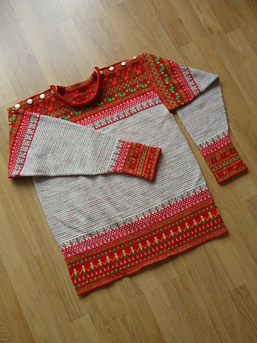 Ravelry: Korsnäs Sweater pattern by Patrick Hassel-Zein