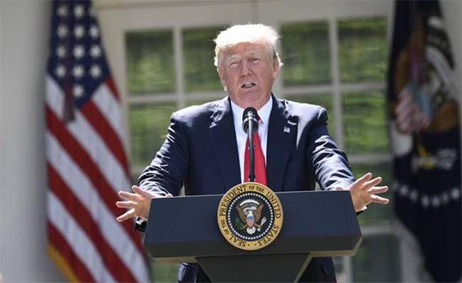 Donald Trump confirms US will quit Paris climate agreement