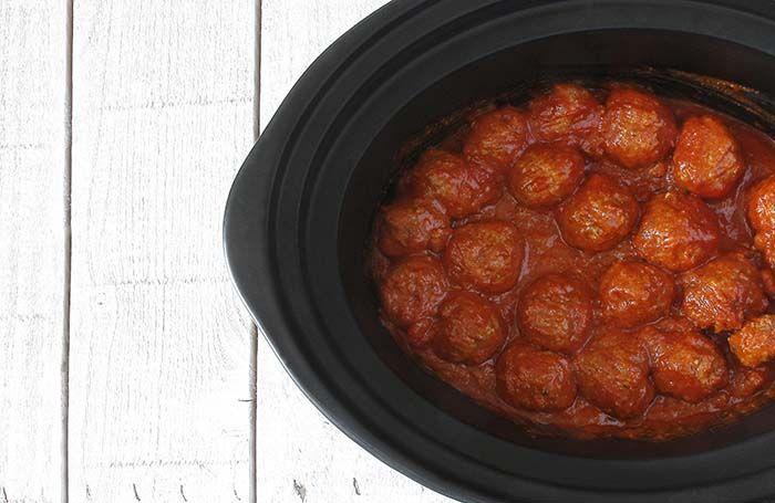 Crockpotting | Receta de albóndigas con tomate en Crock Pot | http://www.crockpotting.es