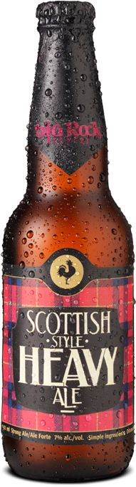 Scottish Style Heavy Ale | Big Rock Beer