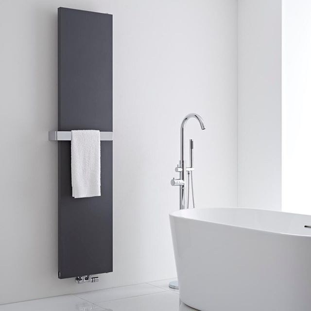 25+ ide Handtuchhalter für heizkörper terbaik hanya di Pinterest - heizkörper badezimmer handtuchhalter
