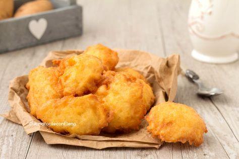 Le nuvolette di patate sono la fine del mondo, sono delle frittelline iper veloci, soffici e senza lievitazione, non dovete neanche sbollentare le patate!