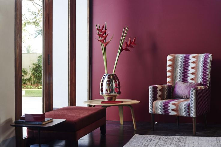 Madder Red- For the expression of the indomitable spirit of the individual.