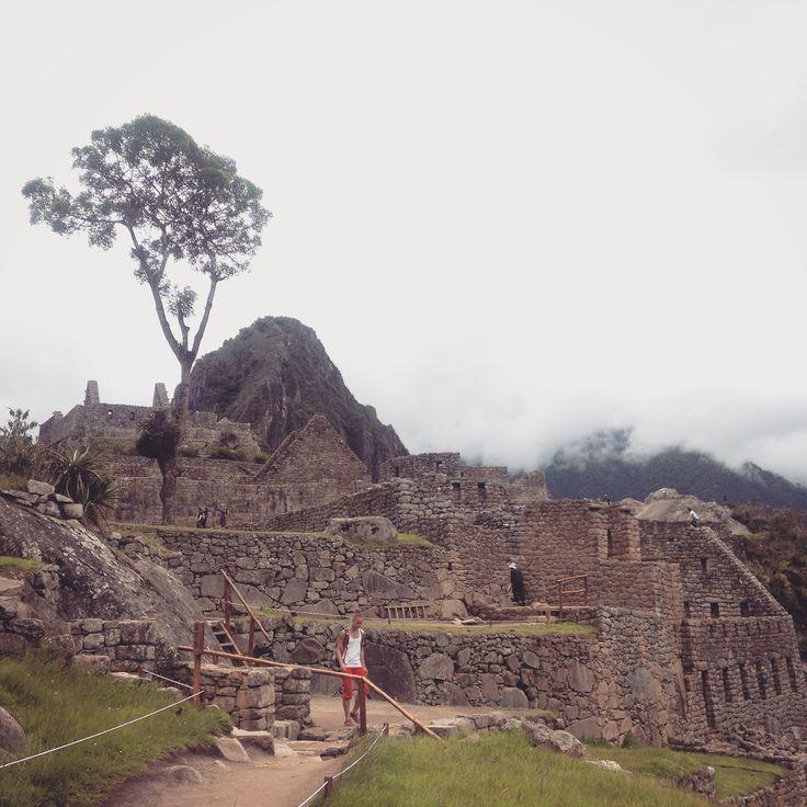 Machu Picchu || Foto Anamaría Nieto