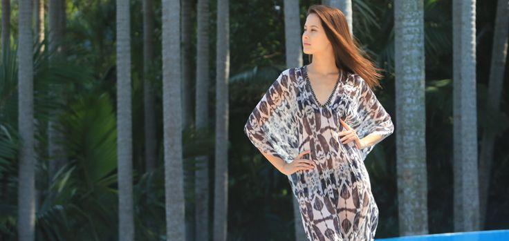 Marie France Van Damme: Luxury Resort Wear for Women