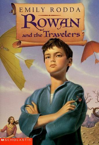 Rowan and the Travelers by Emily Rodda (Book #2)