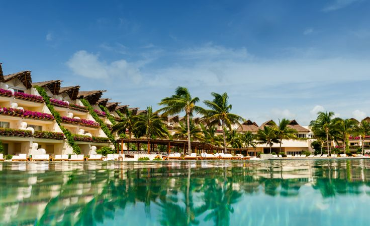 Escape to acres of white sand beach, mangroves and the Mayan jungle of the Caribbean Coast. Grand Velas Riviera Maya is a true luxury all-inclusive resort and the Yucatan's most spectacular vacation destination.