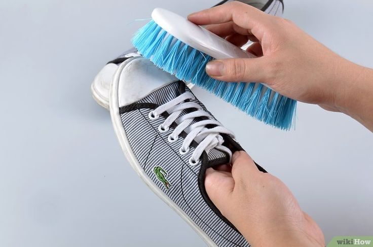 How to Clean Tennis Shoes: 14 Steps (with Pictures) - wikiHow