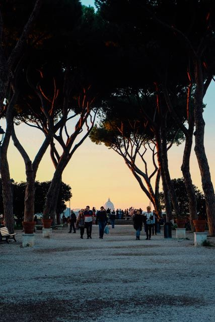 Giardino degli Aranci: a gorgeous park for sunsets and picnics in Rome