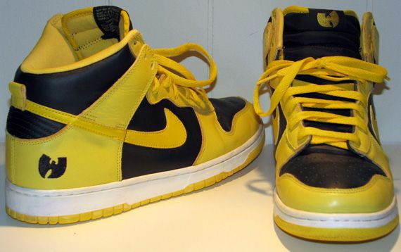 Classics Revisited: Wu Tang x Nike Dunk High (1999)