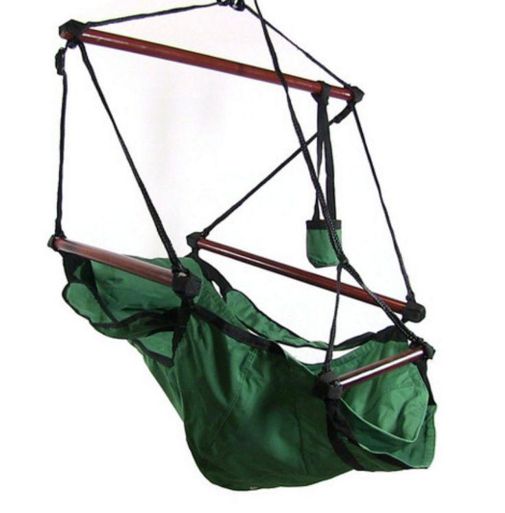 Park Art|My WordPress Blog_Hanging Hammock Chair With Footrest